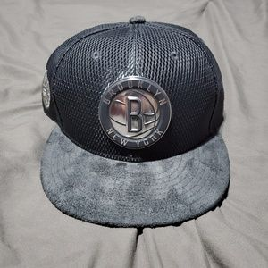 Brooklyn Nets On Court Collection Snapback